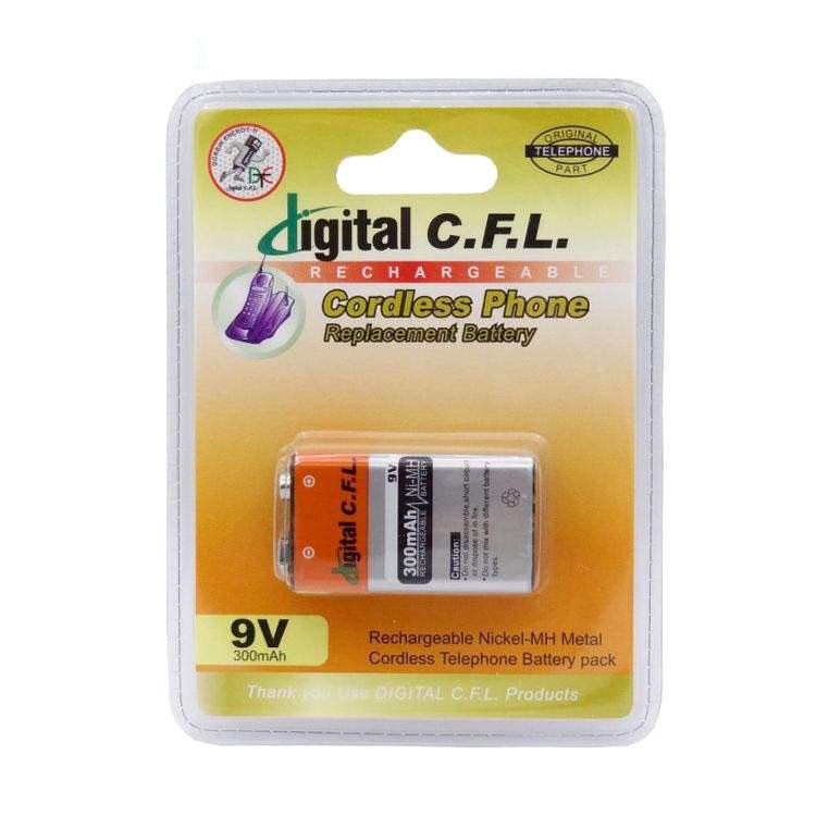 بررسی و {خرید با تخفیف}                                     باتری کتابی دیجیتال سی اف ال مدل C-01                             اصل