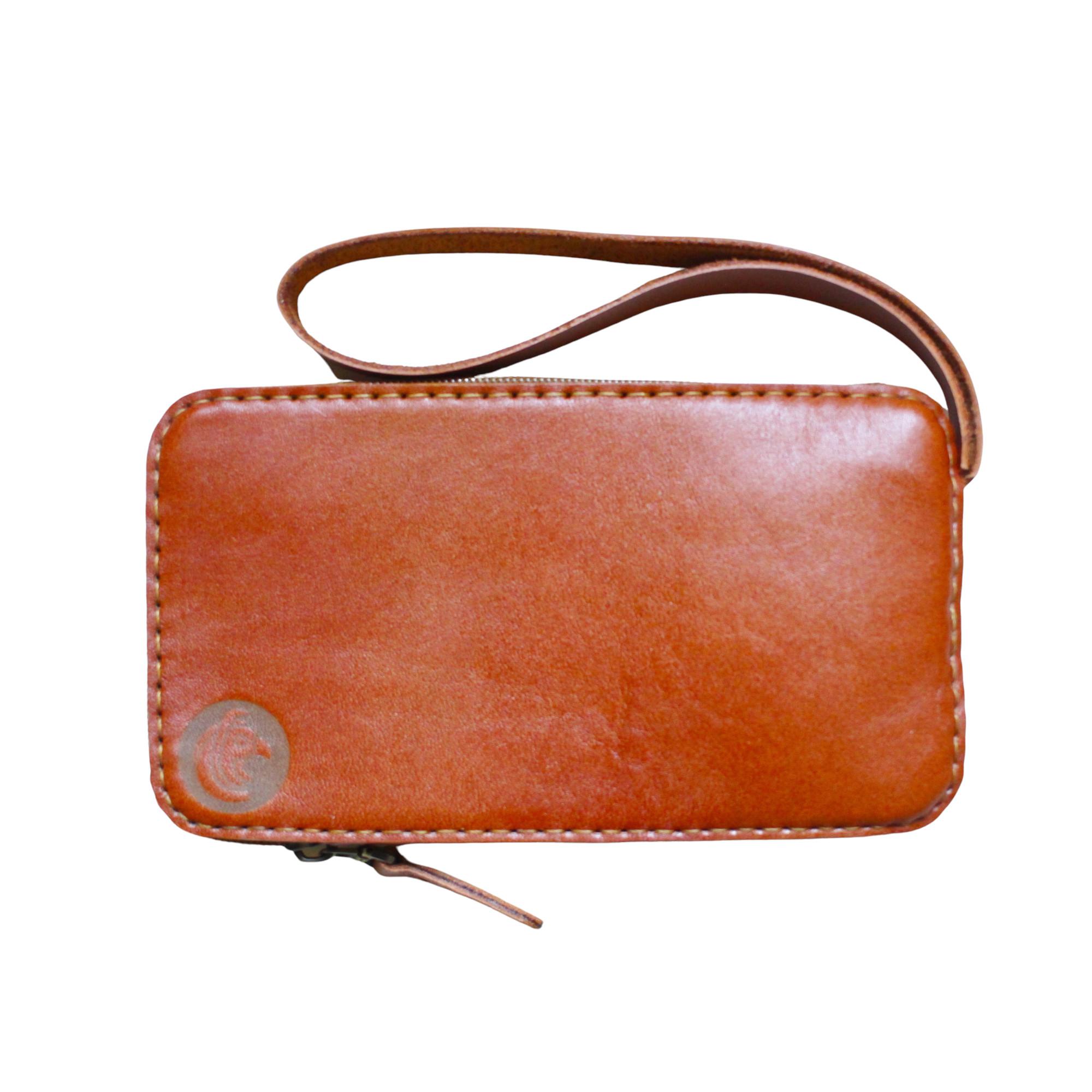 کیف موبایل چرمی مدل سیگما