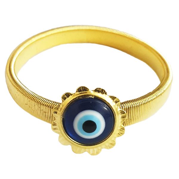 دستبند دخترانه مدل چشم 123