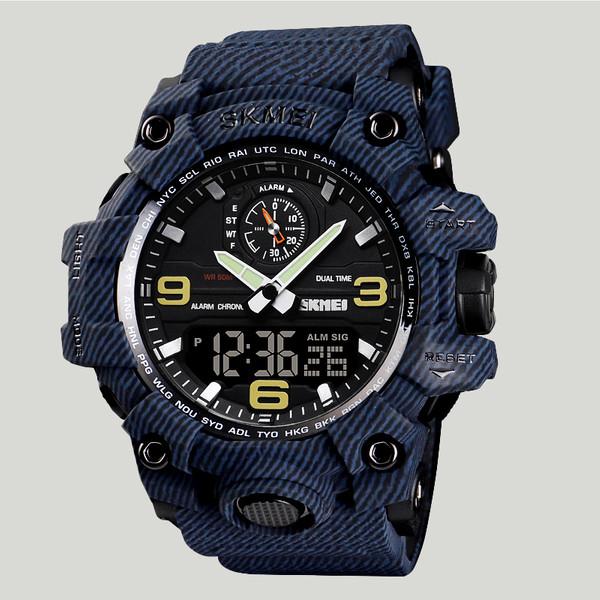 ساعت مچی عقربهای مردانه اسکمی مدل 1586 BU