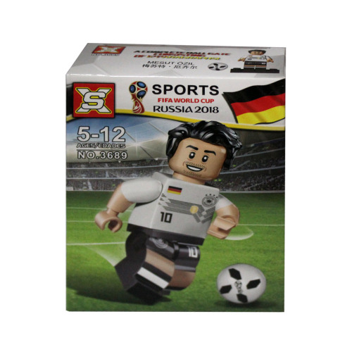ساختنی اس ایکس طرح فوتبالیست کد 3689-10