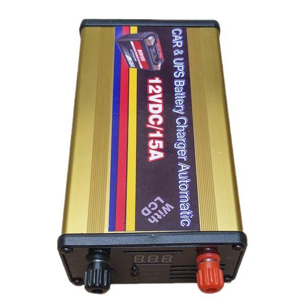 شارژر باتری خودرو مدل 15A