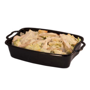 سالاد سزار با مرغ مزبار - 550گرم