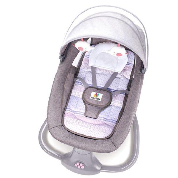 گهواره برقی نوزاد ماستلا کد 8106