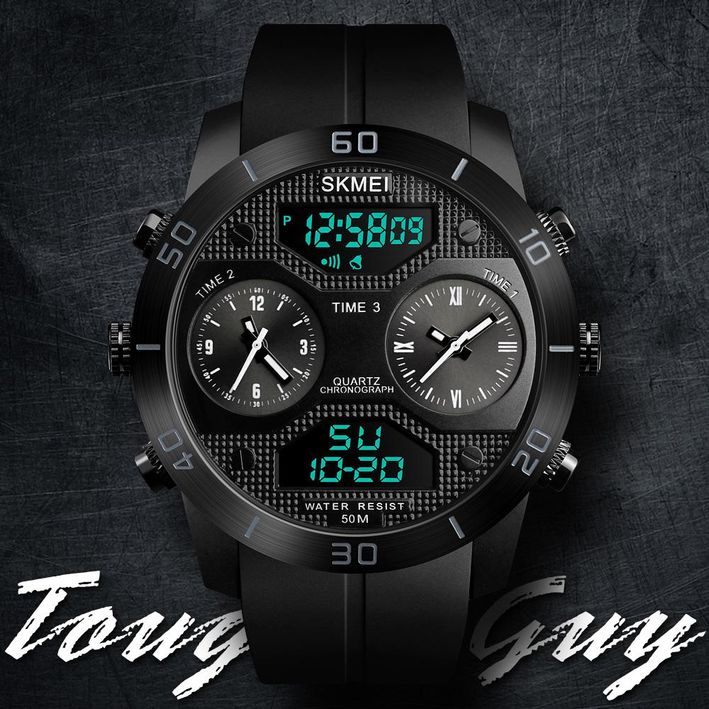 ساعت مچی  مردانه اسکمی مدل 55-13 کد 03              اصل