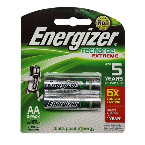 باتری قلمی قابل شارژ انرجایزر مدل َAAHR6