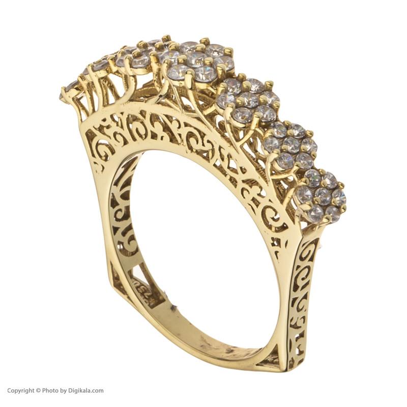 دستبند طلا 18 عیار زنانه مایا ماهک مدل MR0358