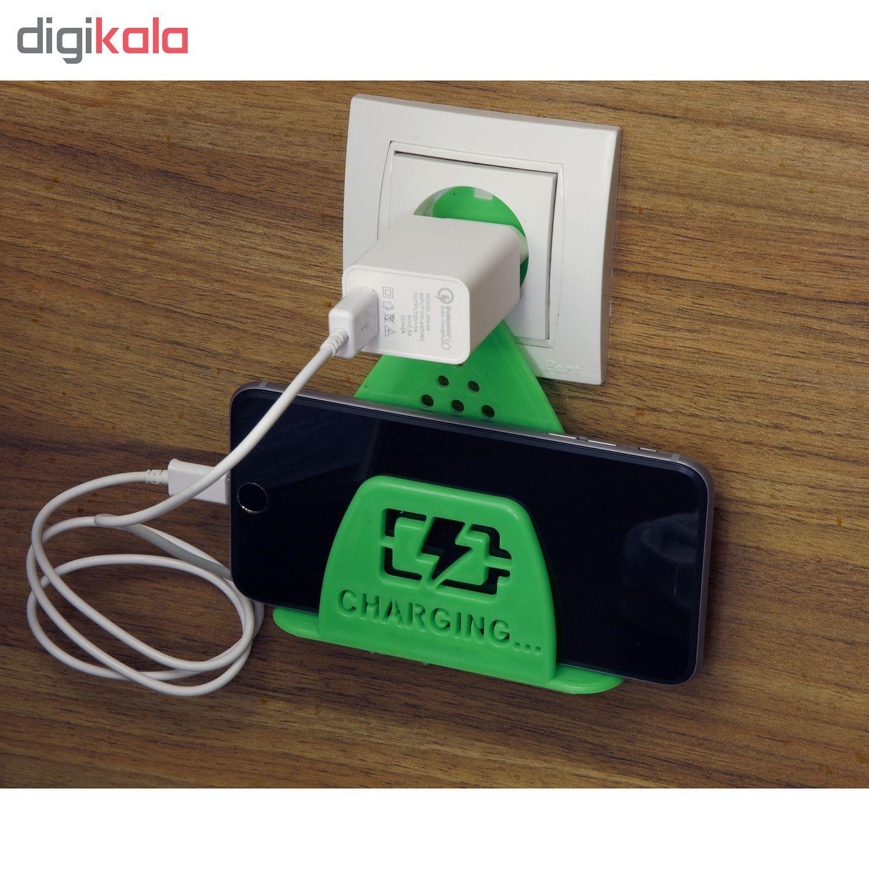 پایه نگهدارنده شارژر موبایل مدل Hng 0229 main 1 30