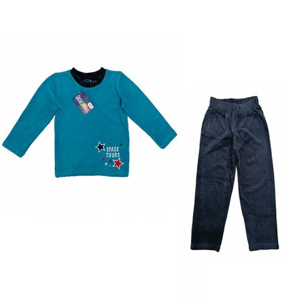 ست تی شرت و شلوار پسرانه لوپیلو کد 3482157