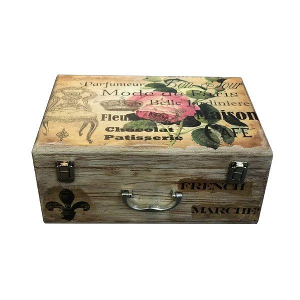 جعبه جواهرات مدلAE001
