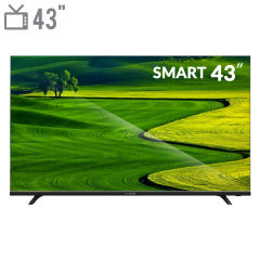تلویزیون ال ای دی هوشمند دوو مدل DSL-43K5311 سایز 43 اینچ