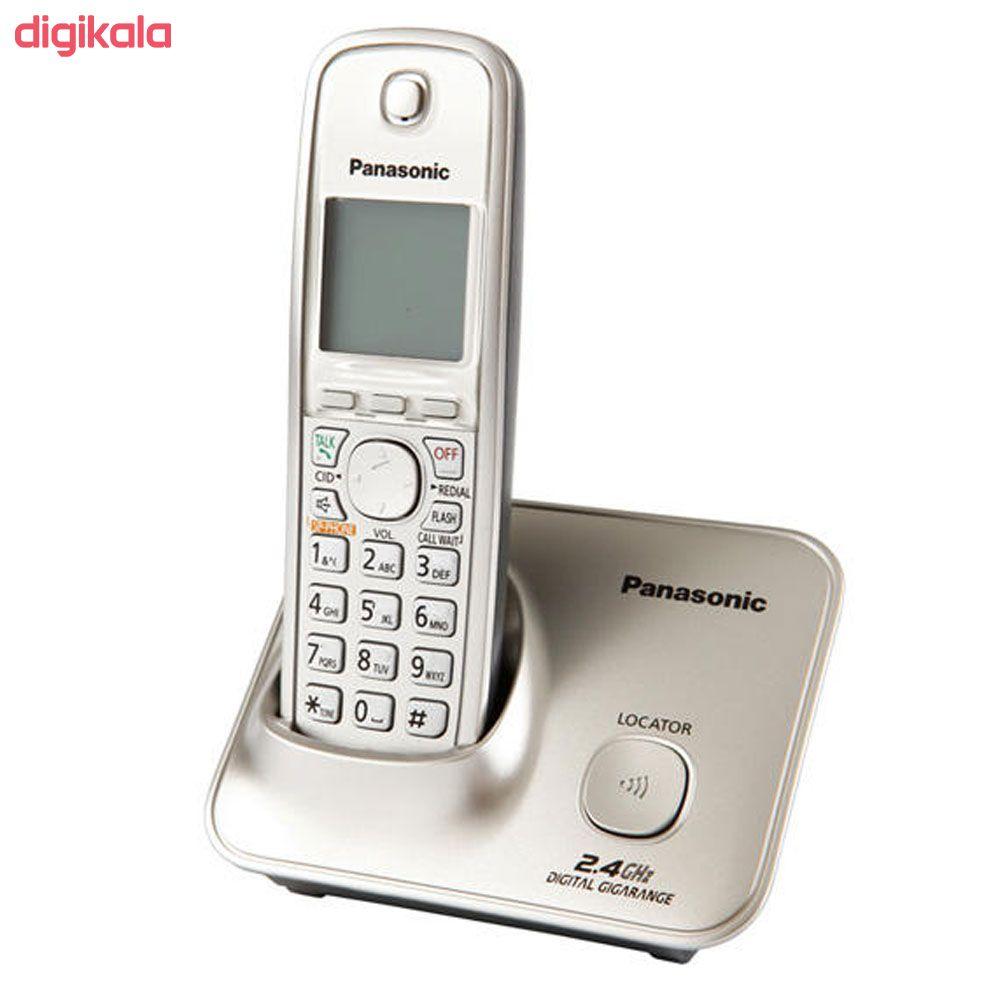 تلفن بی سیم پاناسونیک مدل KX-TG3711BX main 1 2