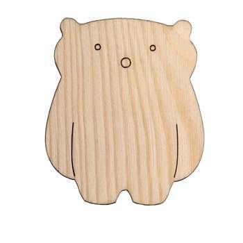 مجسمه مدل خرس کد s04