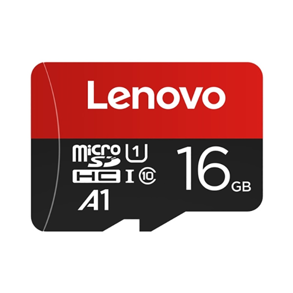 کارت حافظه microSDHC لنوو مدل A1 کلاس 10 استاندارد U1 سرعت 85MBps ظرفیت 16 گیگابایت