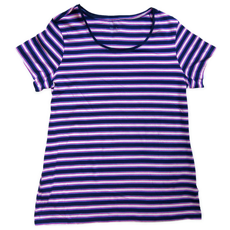 تی شرت آستین کوتاه زنانه اسمارا مدل ME1161