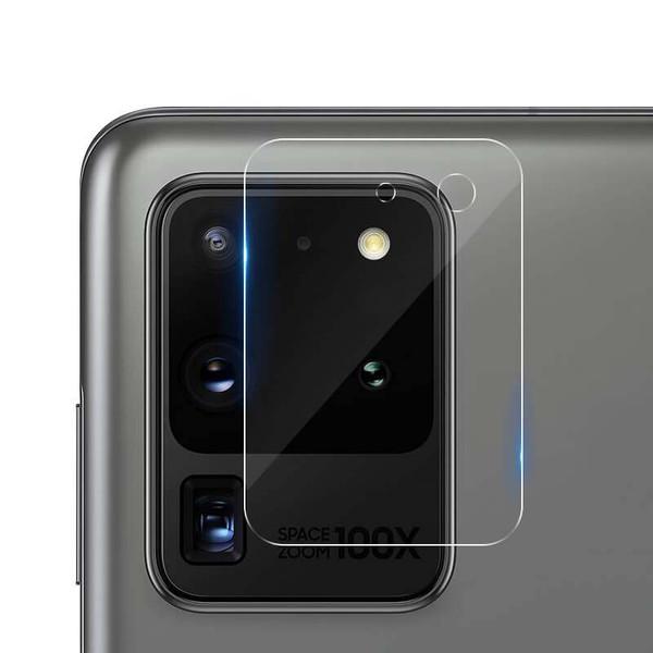 محافظ لنز دوربین نیلکین مدل InvisiFilm مناسب برای گوشی موبایل سامسونگ Galaxy S20 Ultra