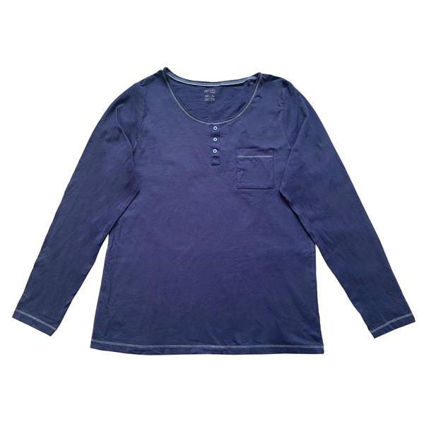 تی شرت آستین بلند زنانه اسمارا مدل ESM8327