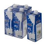 شیر پرچرب دومینو - 1 لیتر بسته 4 عددی thumb