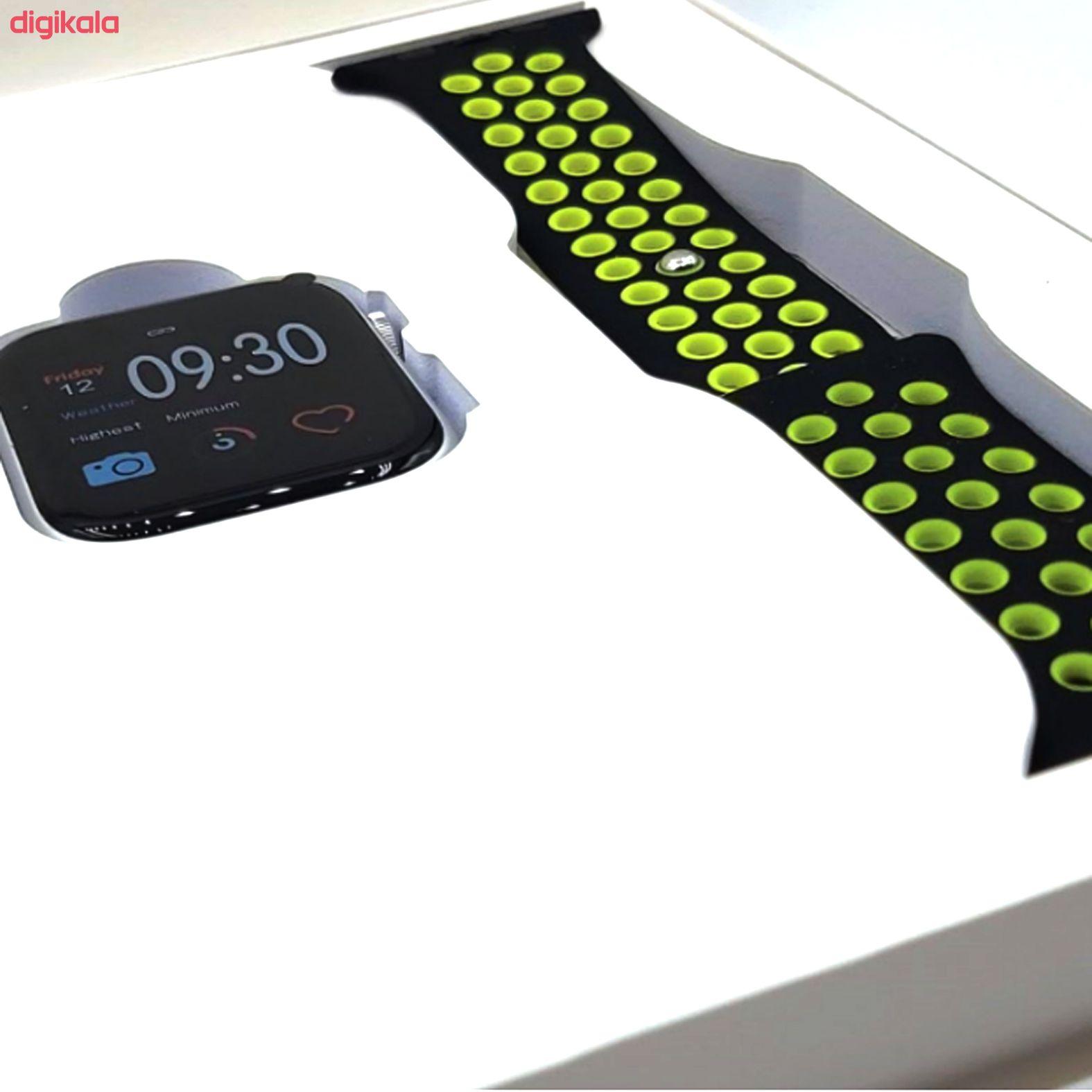 ساعت هوشمند مدل i7 main 1 7