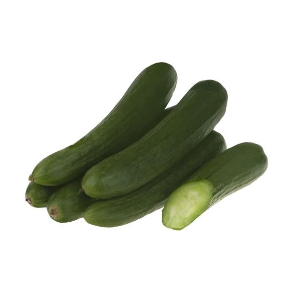 خیار گلخانه ای میوه پلاس - 1 کیلوگرم