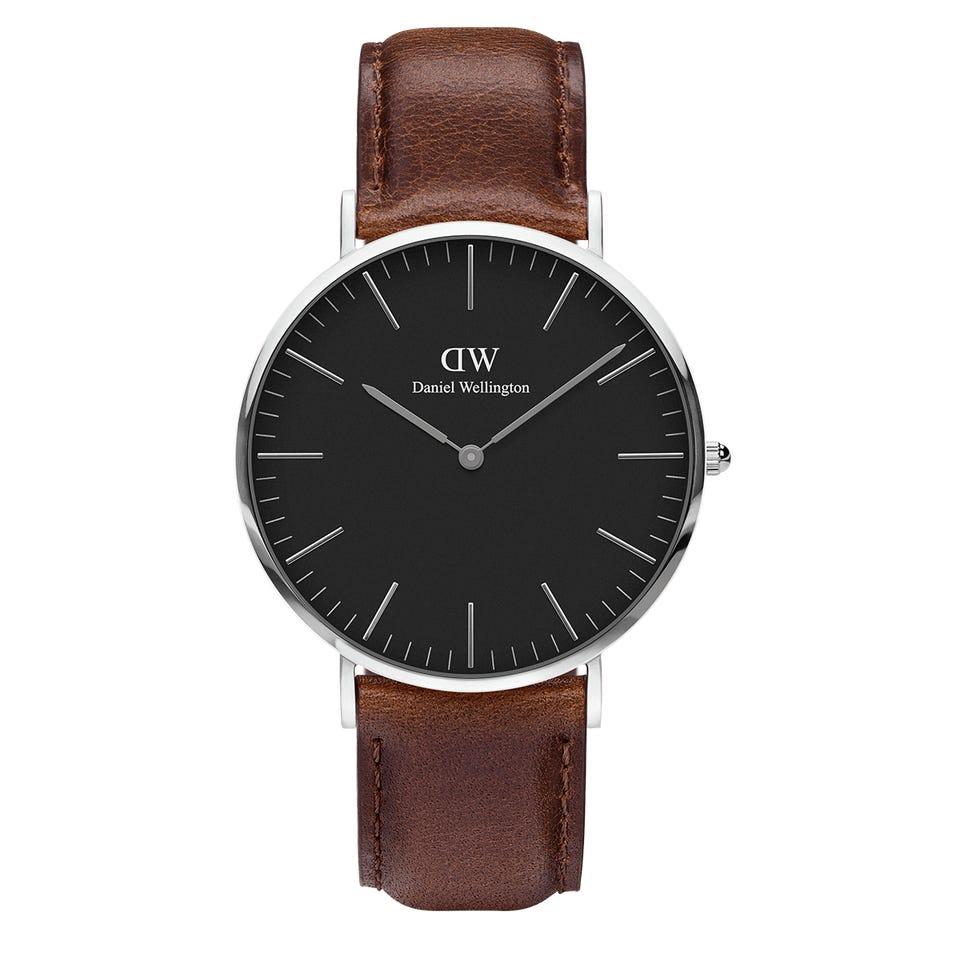 ساعت مچی عقربه ای مردانه دنیل ولینگتون کد DW35              خرید (⭐️⭐️⭐️)