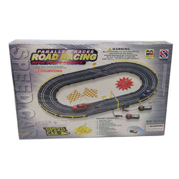 کیت ماشین بازی مدل ریسینگ کد 90989
