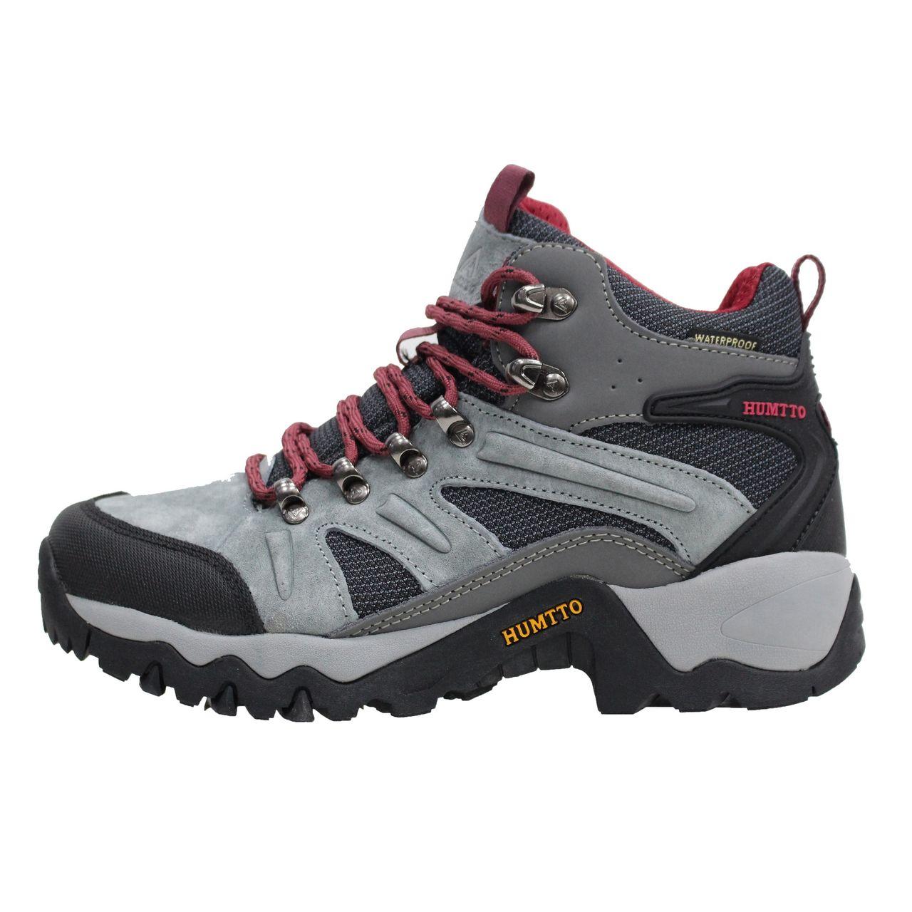 کفش کوهنوردی زنانه هامتو مدل  210361B-1 کد 40043