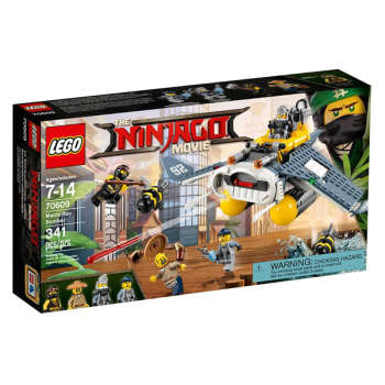 لگو سری Ninjago Movie کد 70609