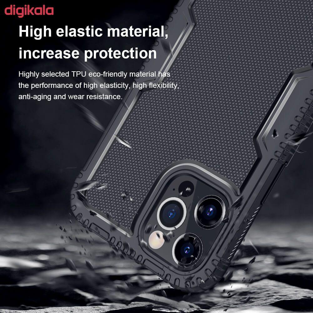 کاور نیلکین مدل Tactics مناسب برای گوشی موبایل اپل Iphone 12 Pro Max  main 1 5