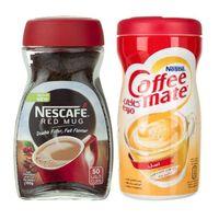 قهوه فوری و هات چاکلت,
