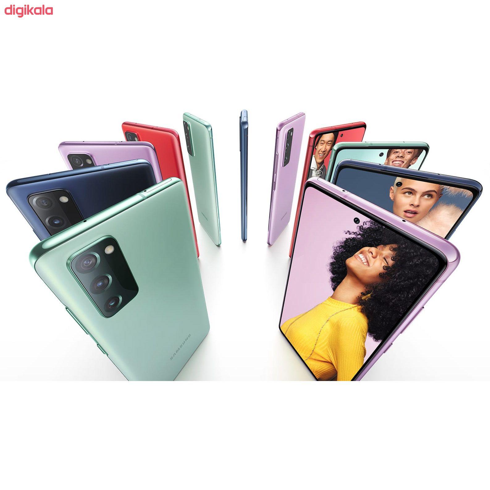 گوشی موبایل سامسونگ مدل Galaxy S20 FE SM-G780F/DS دو سیم کارت ظرفیت 128 گیگابایت main 1 3