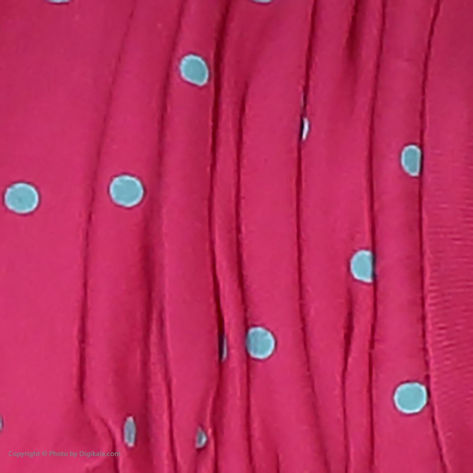 ست تی شرت و شلوارک راحتی زنانه مادر مدل 2041100-66 -  - 10