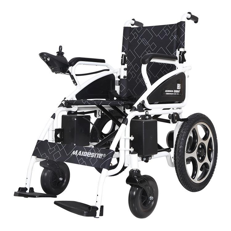 صندلی چرخدار برقی مدعیسی مدل S-class