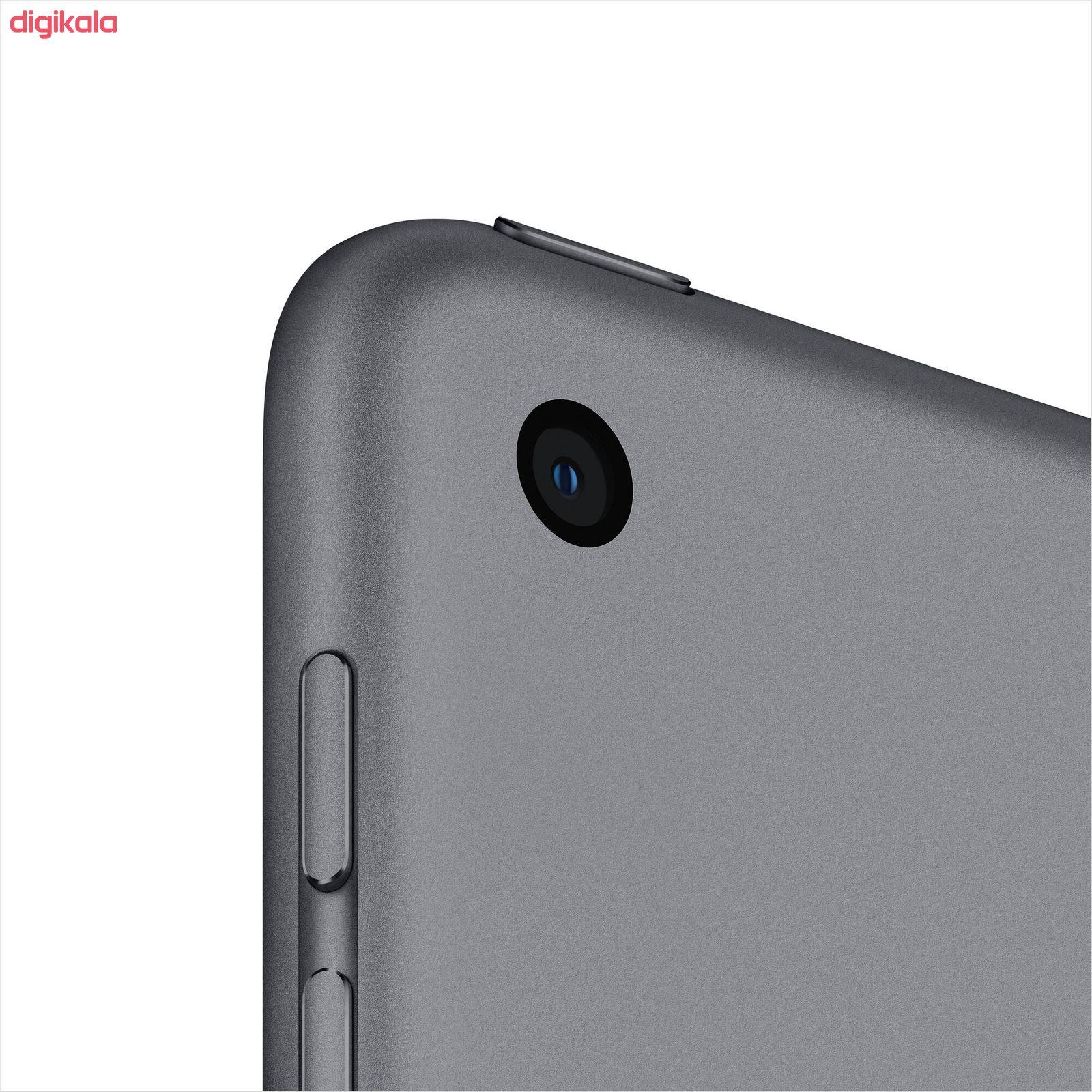 تبلت اپل مدل iPad 10.2 inch 2020 4G/LTE ظرفیت 128 گیگابایت  main 1 2