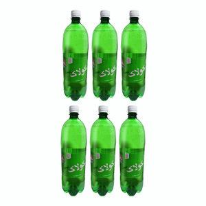 نوشابه لیمویی گاز دار کولاک - 1.5 لیتر بسته 6 عددی