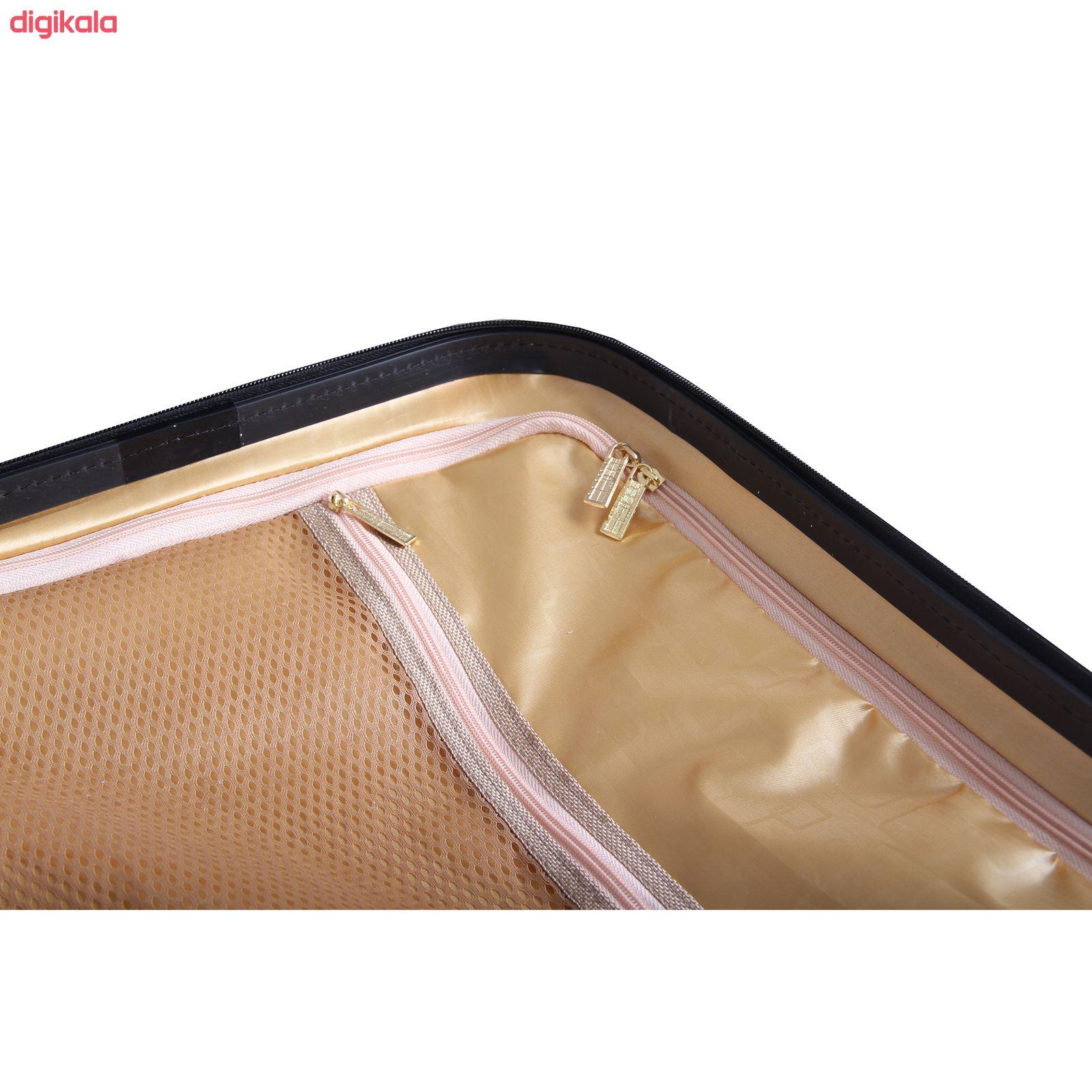 مجموعه چهار عددی چمدان اسپرت من مدل NS001 main 1 35