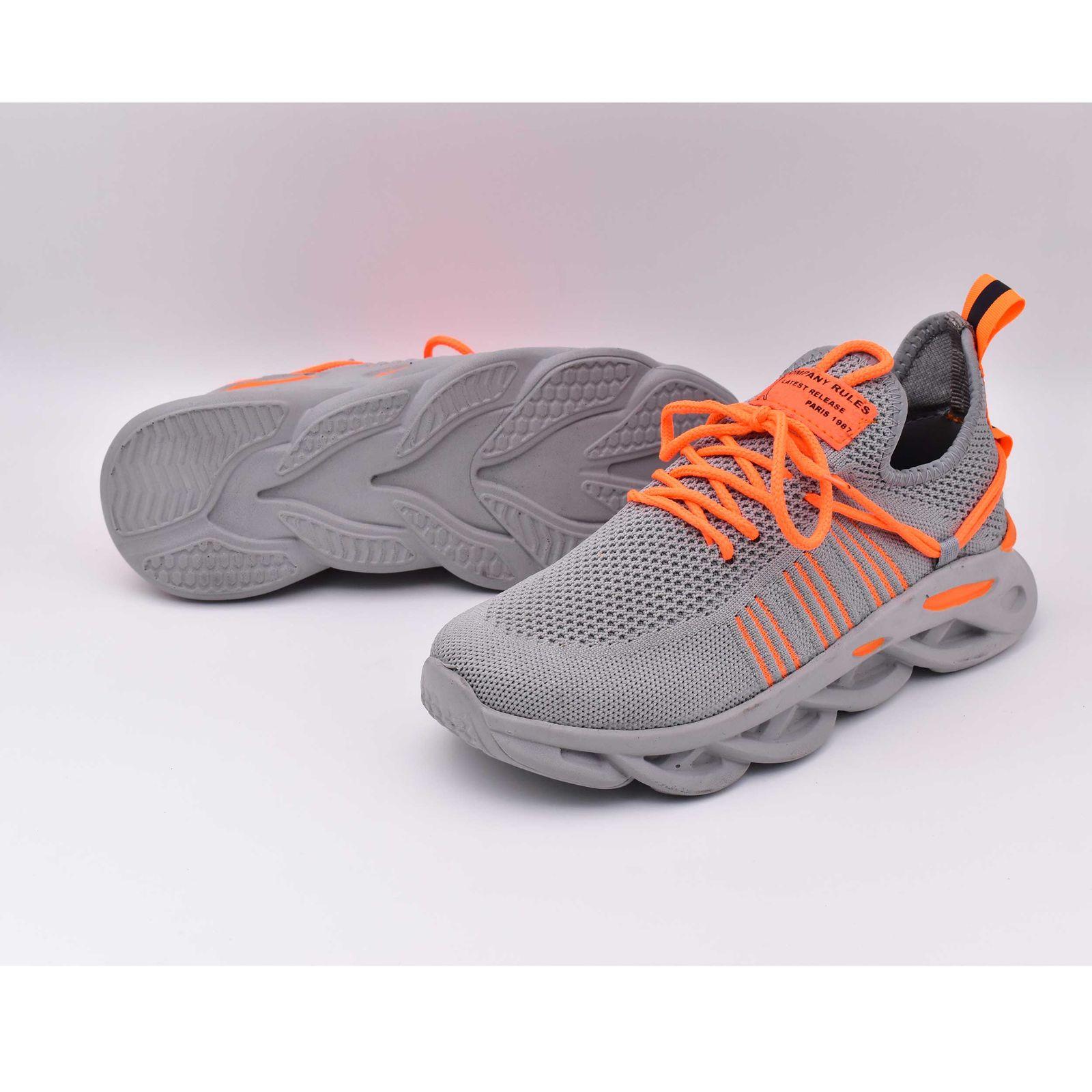 کفش دویدن مردانه مدل پارسا کد B1071-2 -  - 9