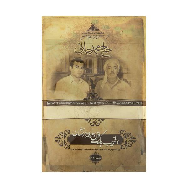 زنجبیل حاج محمد جلالی - 100 گرم