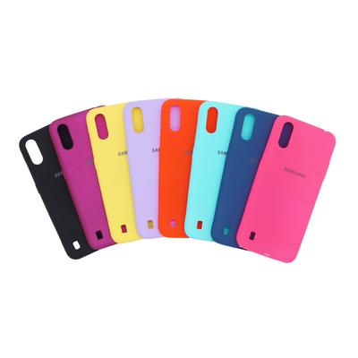 کاور موناکو مدل Si164 مناسب برای گوشی موبایل سامسونگ Galaxy A01 به همراه 3 عدد محافظ صفحه نمایش