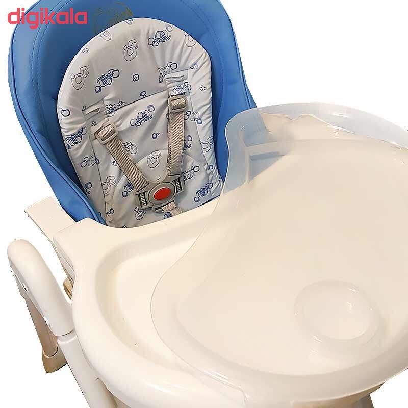 صندلی غذاخوری کودک هپی بی بی مدل F-400 main 1 3