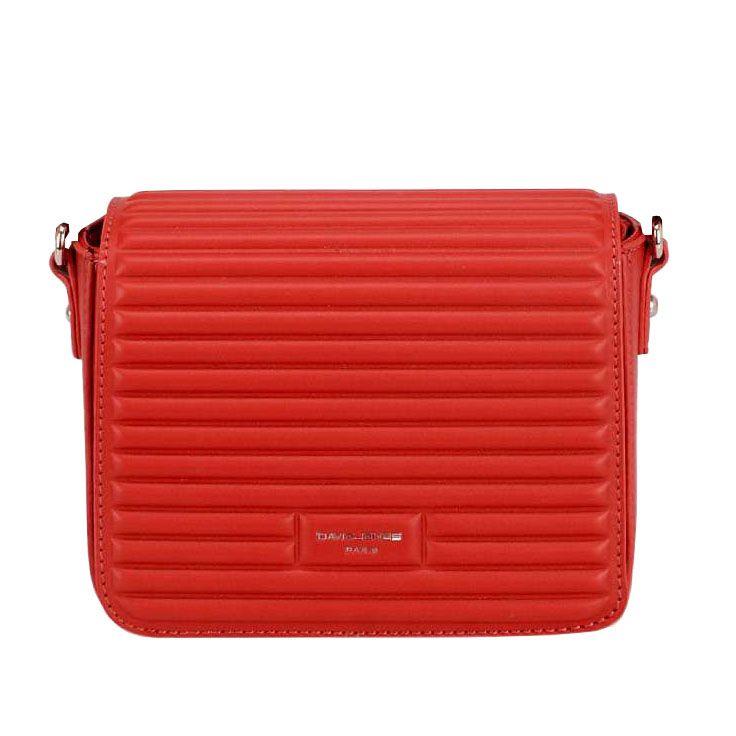 کیف رو دوشی زنانه دیوید جونز مدل 6275-1  -  - 2