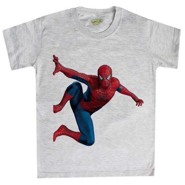 تی شرت پسرانه کارانس طرح مرد عنکبوتی مدل BTM-1183