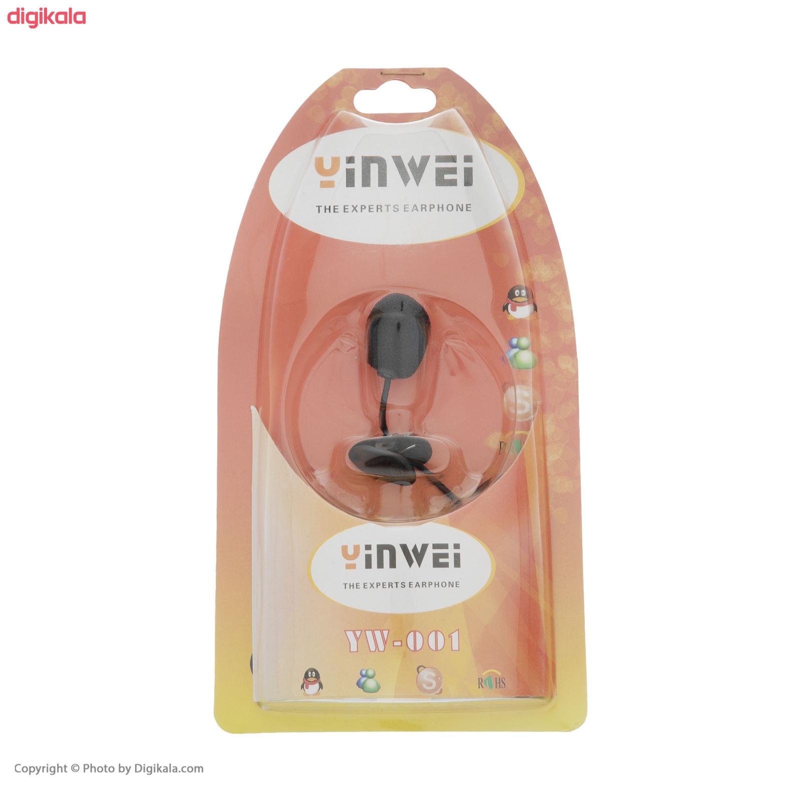 میکروفون یقه ای اینوی مدل YW-001 main 1 2