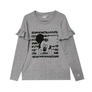 تی شرت آستین بلند زنانه دیزنی مدل 2022