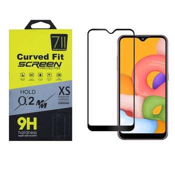 محافظ صفحه نمایش مدل M1 مناسب برای گوشی موبایل سامسونگ Galaxy A01