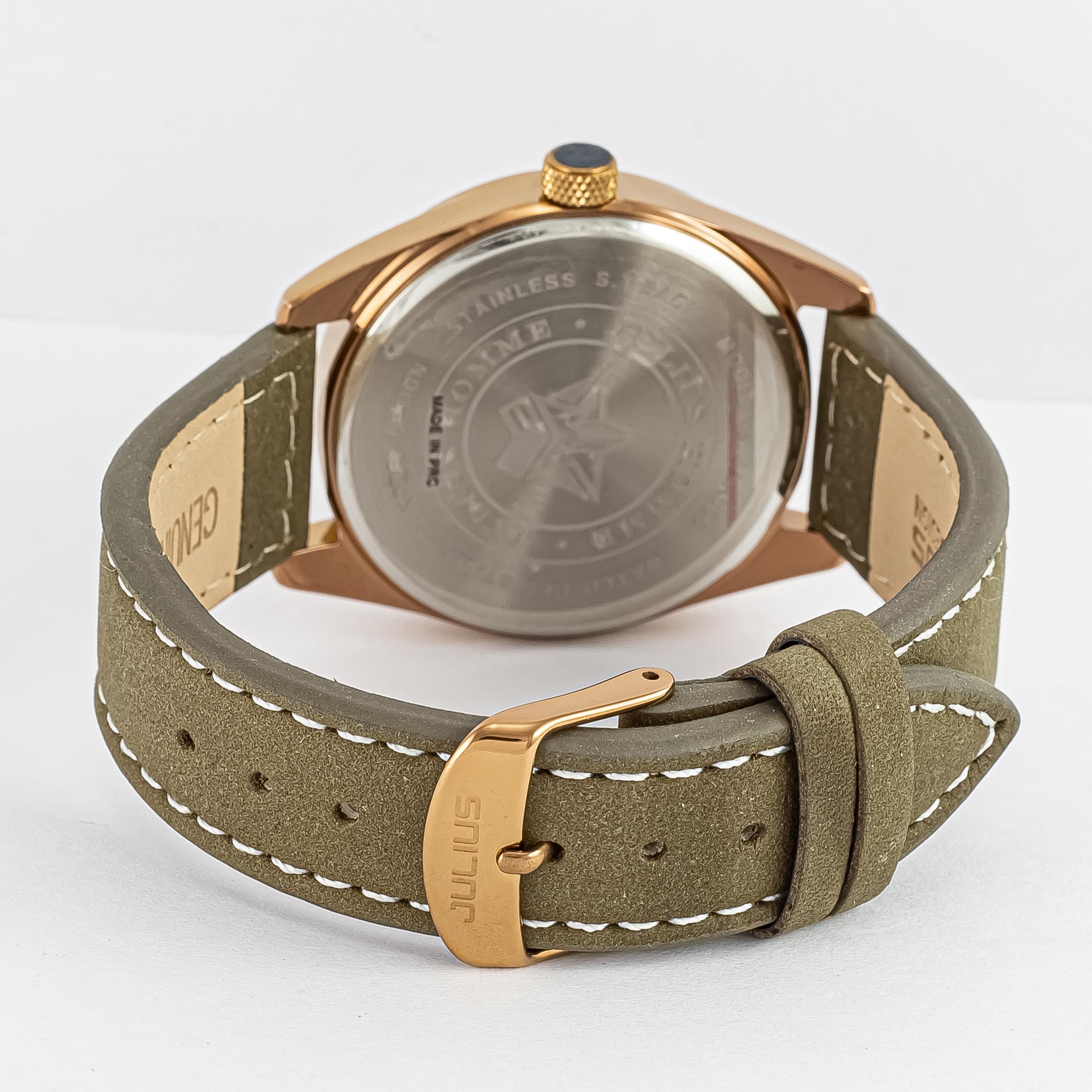 ساعت مچی عقربه ای جولیوس مدل JAH088              ارزان