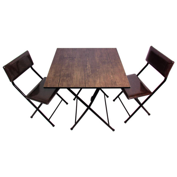 میز و صندلی سفری میزیمو مدل تاشو کد 5901