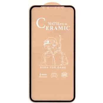 محافظ صفحه نمایش سرامیکیمدل GLA مناسب برای گوشی موبایل اپل Iphone 11 Pro / XS / X / 10