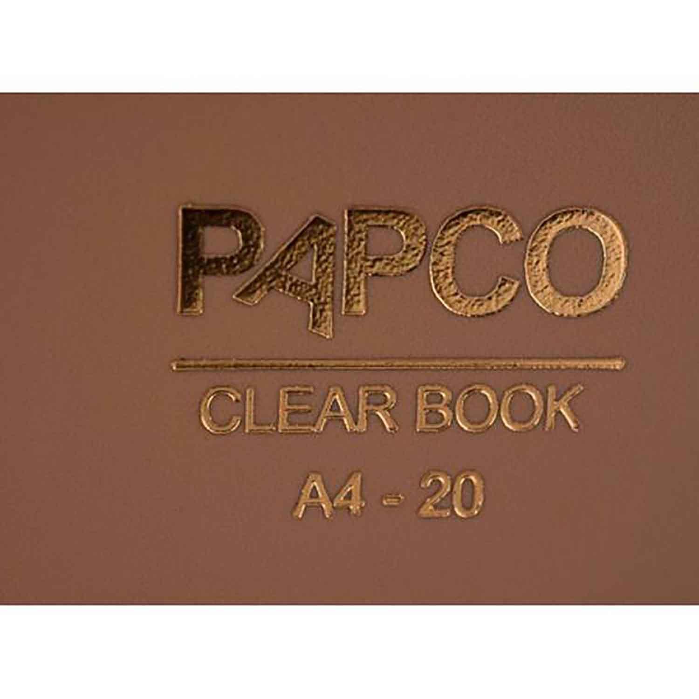 کلر بوک پاپکو مدل A4-20 کد DR8
