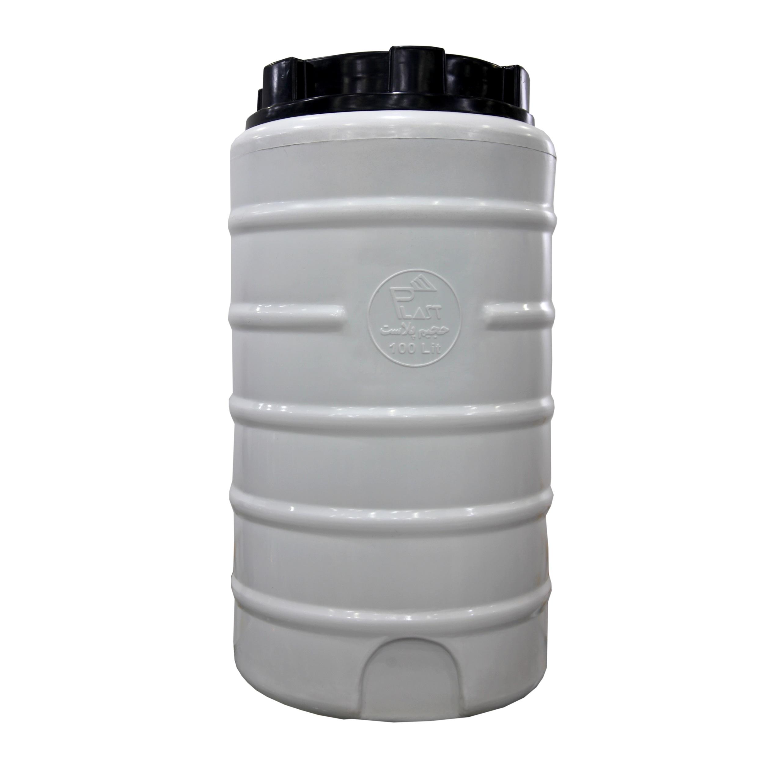 مخزن آب حجیم پلاست مدل 101 حجم 100 لیتر
